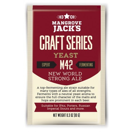 M42 New World Strong Ale
